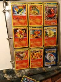 nine Pokemon trading card collection Reno, 89511