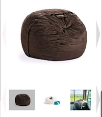 LoveSac bean bag cover Fairfield, 06825
