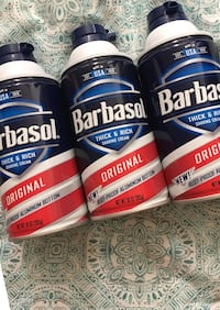 Brand New Barbasol - PICKUP in Aiea across Toys R Us Aiea, 96701