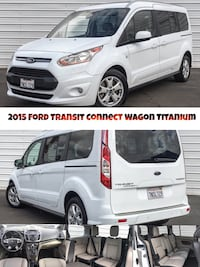 Ford - Transit Connect - 2015 San Diego, 92111