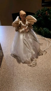 Angel for top of Christmas tree Vaughan, L4K 5W4