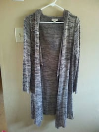 gray and brown long-sleeved dress Johnson City, 37601