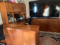 Office Furniture ( Does not include the Tv or chair) Frederick, 21703
