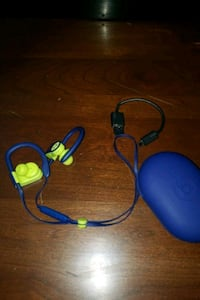Beats, wired with bluetooth compatibility.