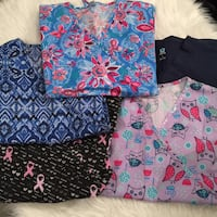 5 Scrub Top with 6th one Free! Charles Town, 25414