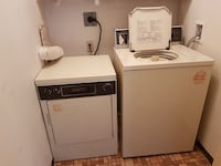 white front-load clothes dryer Vancouver, V6A 0B6