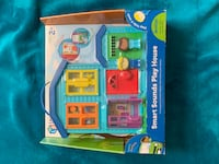 Smart sound play house