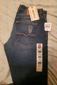 NWT Lucky Jeans slim boot cut size 30 short Boston, 02115