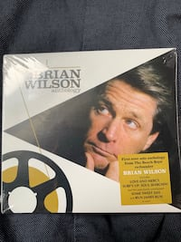 Brian Wilson of the Beach Boys CD Playback. Never opened Laval, H7T 2T7