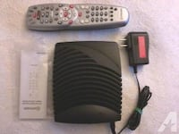 Xfinity remote and set top box Carteret