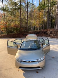 2008 Honda Civic LX 5-Speed Automatic