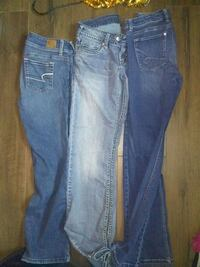 Girls jeans sizes from 26-28 Edmonton, T5W 1J2