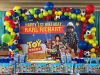 Party Backdrop Rental
