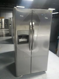 25.5 Cu.Ft Side by Side Refrigerator  Livonia