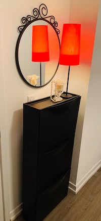 Shoe/ storage cabinet (Stackable) Toronto, M9W 7E8