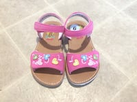 Brand new soft leather toddler shoes size 9 Alexandria, 22304