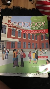 sociology a down to earth approach core concept book Hilo, 96720