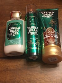 Vanilla Bean Noel (Bath and Body Works)