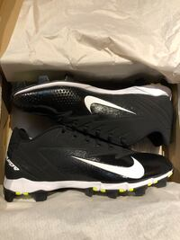 Nike cleats size 12 mens