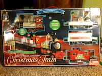 assorted-color train toy box Merced, 95340