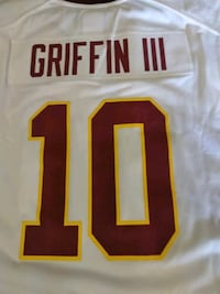 Redskins Griffin jerseys  only 26 bucks  Norfolk, 23503
