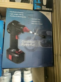 Cordless Handheld Rechargeable Inflator (SUV)