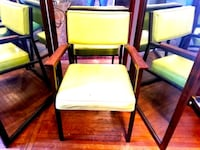 Green-cushioned chair Broomall, 19008