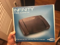 Infinity foot control used once Fairfax, 22030