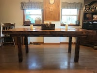 Dinning room table New Florence, 15944