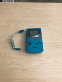 Game boy color with travel case. In great condition Springfield, 22153