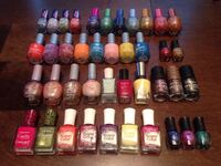 Brand new nail polish ($2 each) Toronto, M9M 0A4