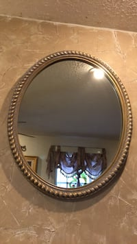 """Mirror, 31"""" by 24"""" wide"""