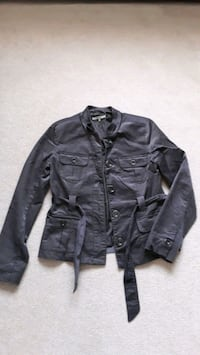 Corduroy Button Jacket