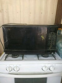 black and gray toaster oven Bakersfield, 93307