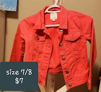 red button-up shirt Calgary, T2X