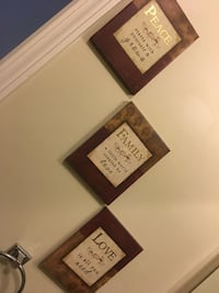 several brown wooden wall decors Covington, 30014