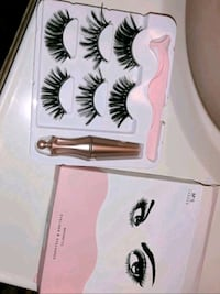 magnetic eyelashes and eyeliner NEW IN THE BOX Dramatic Lashes BOLD Manchester, 03103