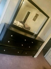 Dresser dark brown Washington