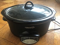 Crock-Pot Programmable Slow Cooker Washington