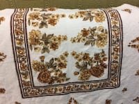 Vintage Tablecloth and Jewelbox Cobourg, K9A