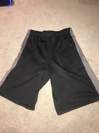 black and white Under Armour shorts Barrie, L4M 4L6