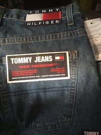 Tommy Hilfiger new men's denim