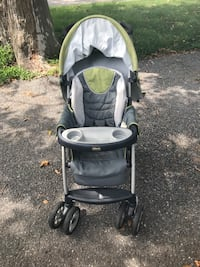 baby's gray and black stroller Toms River, 08753