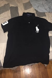 Polo Shirt brand new never worn size large men's