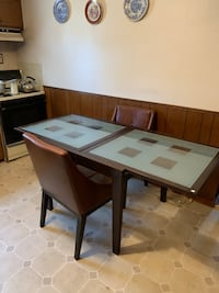 Awesome designer dining table. Falls Church