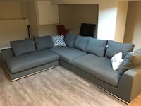 Sectional for sale Toronto, M6J 2Z2
