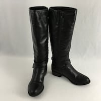 Ana Black Knee High Boot Centreville, 20120