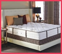 Super Holiday Savings Now / High Quality / Lowest Prices / Full Size Pillow-Top Mattress Starts $110 San Antonio