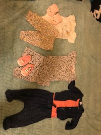 Baby clothes 0-3m set