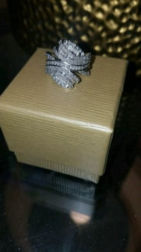 Sterling silver ring Yorktown Heights, 10598
